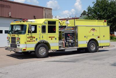 Iowa Fire Trucks